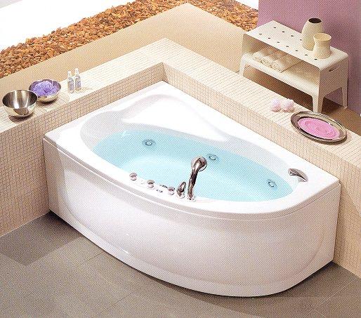 Come pulire le vasche idromassaggio la giusta - Pulire la vasca da bagno ...