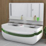 Vasche idromassaggio per bagni piccoli