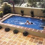 Piscine e Vasche Idromassaggio esterne per ville e case, i consigli