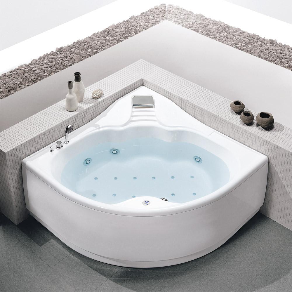 Vasche idromassaggio - Vasca da bagno acciaio prezzi ...