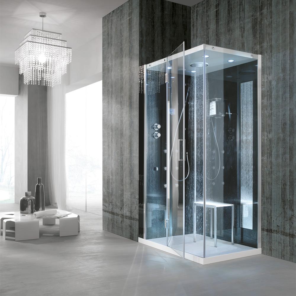 Docce idromassaggio prezzi e consigli delle migliori - Idee box doccia ...