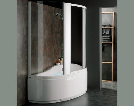 Vasca doccia angolare prezzi termosifoni in ghisa scheda tecnica - Piatto doccia triangolare ...