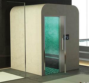 Sauna e bagno turco per il proprio appartamento vasche idromassaggio - Bagno turco in casa ...