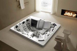 vasca idromassaggio