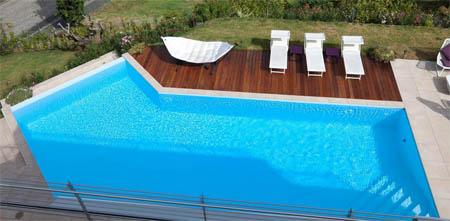 Le migliori piscine interrate italiane vasche idromassaggio - Piscine da esterno fuori terra ...
