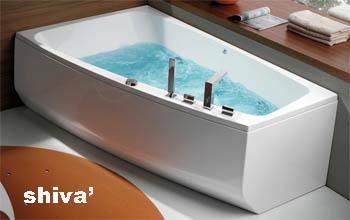 vasca blu bleu