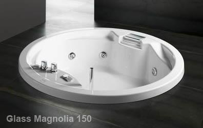 Vasca Da Bagno Glass Lis : Vasche idromasaggio glass made in italy in bagno vasche