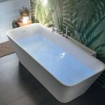 Vasche in Resina Acrilico o Altri materiali Quali scegliere